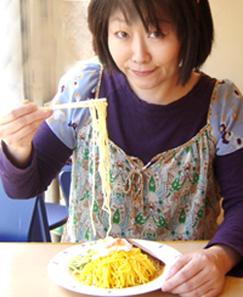 キマコと冷麺.jpg