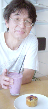 ベリーベリージュースのタニシ君.jpg