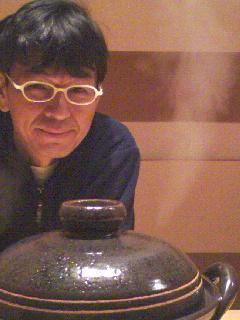 鍋とタニシ.jpg